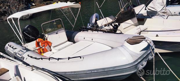 Joker Boat Clubman 21 con motore 100cv 4