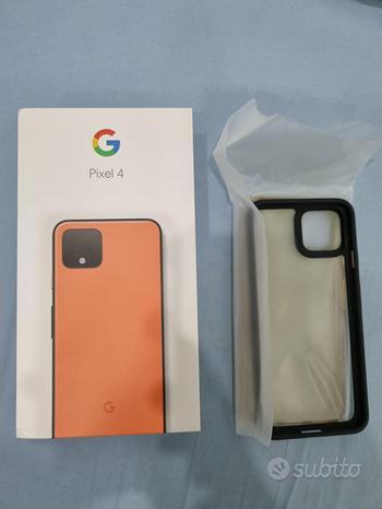 Google Pixel 4, arancione, 64gb