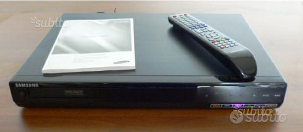 Dvd ricorder Samsung sh 893