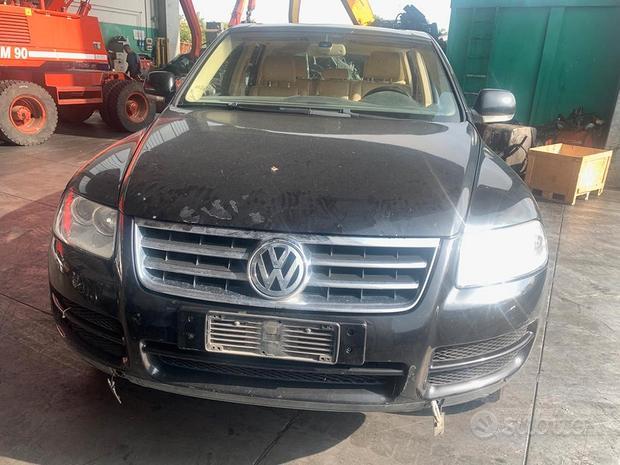 Ricambi Volkswagen Touareg 2005 2.5 tdi