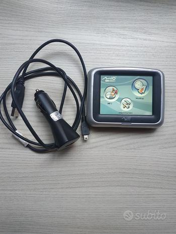 Navigatore GPS auto: MIO DigiWalker mod. C250 PLUS