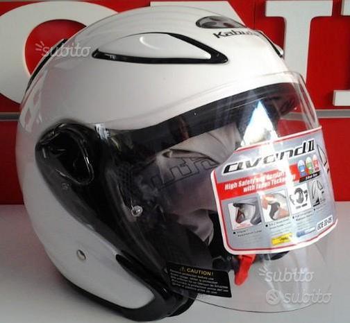 Casco Kabuto Honda