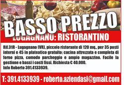 AziendaSi - Piccolo ristorante