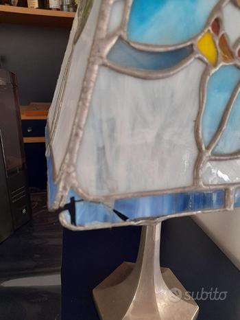 Lampada artista del vetro anno 85