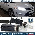 Kit LED H7 per Ford Mondeo mk4 Luci ANABBAGLIANTI