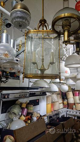 Lampade lampadari design modernariato epoca