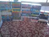 Videocassette originali,film e animazione Disney