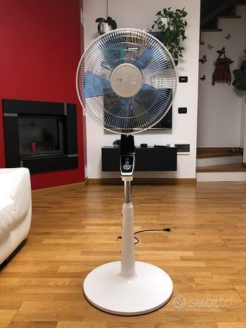 Rowenta Turbo Silent Extreme ventilatore piantana