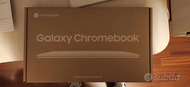Samsung Galaxy Chromebook 14