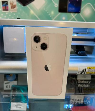 IPhone 13 mini 128gb nuovo