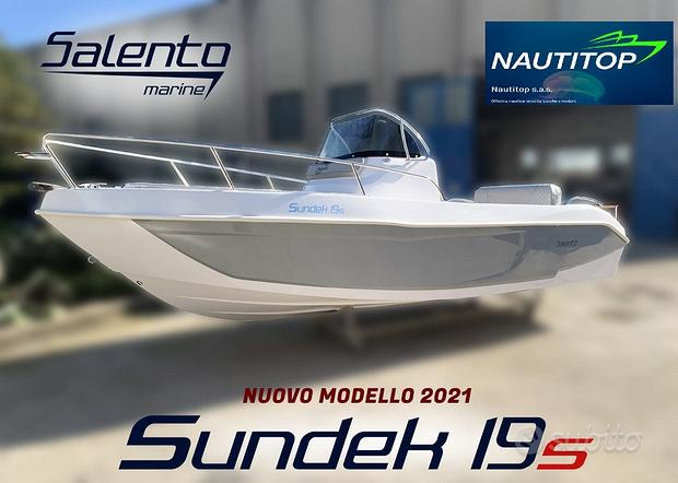 New S U N D E K 19 S By Nautitop