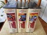 Vhs originali Yamato Dynamic serie completa