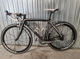 Bicicletta da corsa Carbonio Shimano Durace tag S