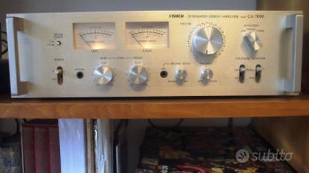 Amplificatore Fisher CA7000