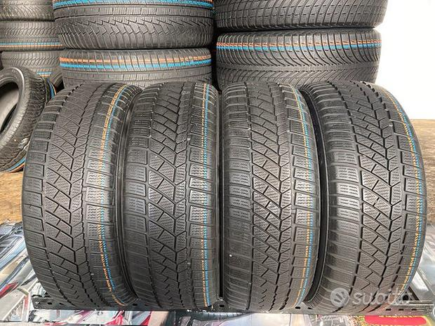 4 Gomme 205/55 R17 - 91H Continental RFT inv80%res