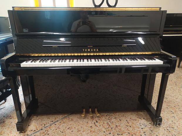 Pianoforte Yamaha P121 silent Yamaha tras. incluso