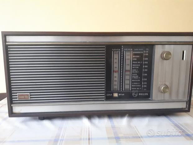 Radio d epoca Philips David anni 60