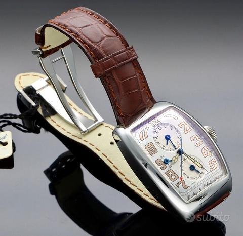 Dubey & Schaldenbrand Aerodyn Duo GMT