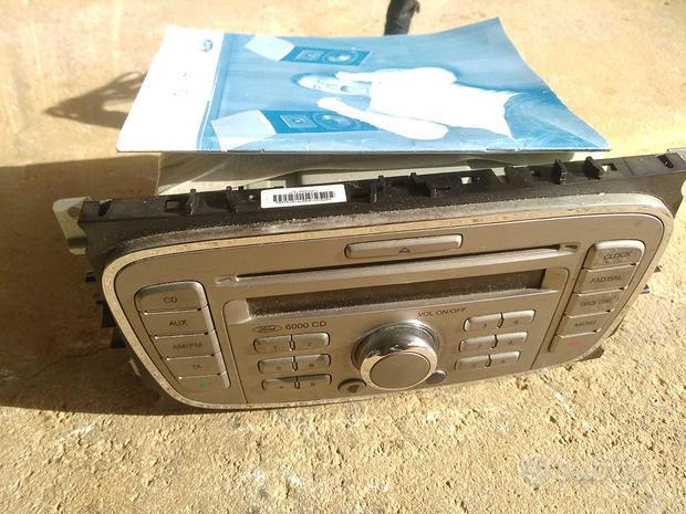 Autoradio 6000 CD Focus