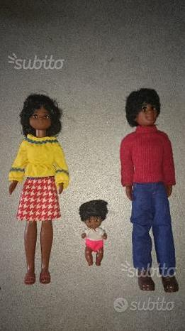 Famiglia Felice Nera Mattel