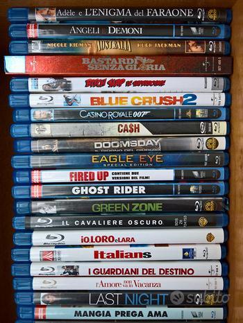 Blu ray originali