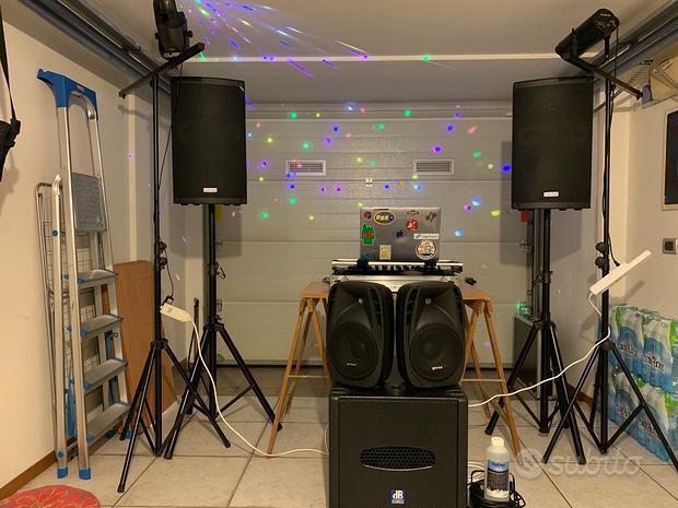 Setup completo per DJ