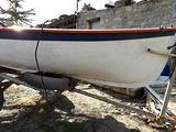 Barca 380 cm con motore