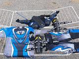 Vestiti e protezioni da moto per bambino/ragazzo