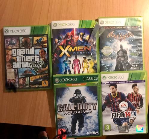 Giochi per console Xbox 360