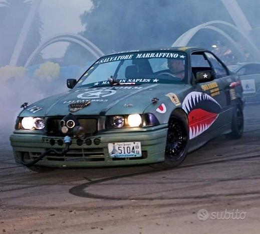 BMW 318is 16v E36 tuning targata