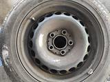 Cerchi in lamiera Mercedes 6Jx15H2 ET44
