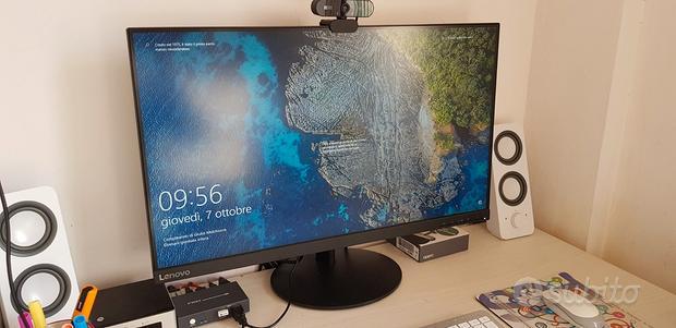 Lenovo L27i Monitor, Display 27