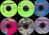 Lotto vintage: 4 Play-PC CD Family Hw no problem