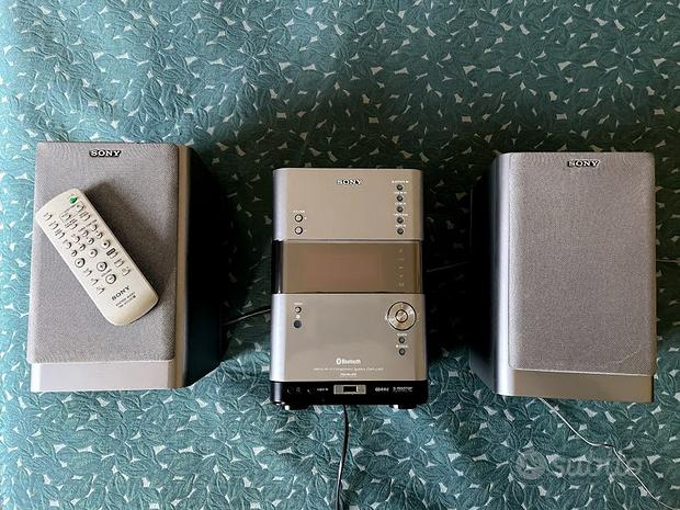 Sony Micro Hi-Fi CMT-U1BT