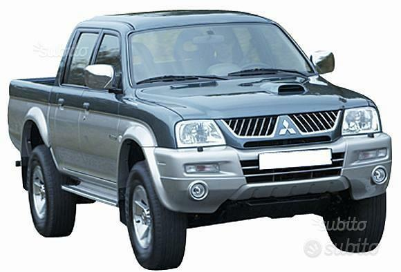 Ricambi auto NUOVI Mitsubishi L200 2001 al 2005