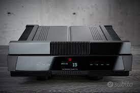 Amplificatore integrato Gryphon diablo 120