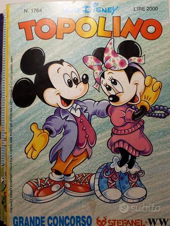 Fumetti topolino