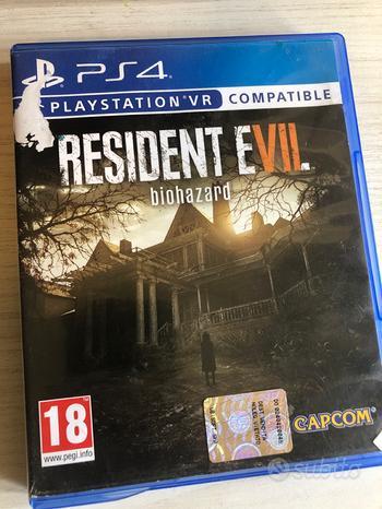 Resident evil 7 biohazard VR