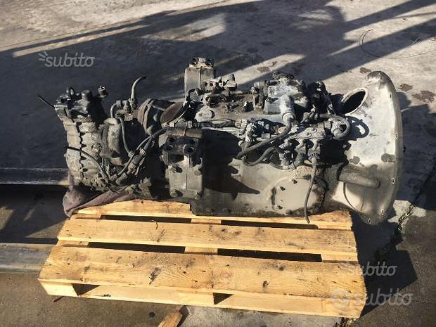 Cambio Scania tipo GRS900 R, usato