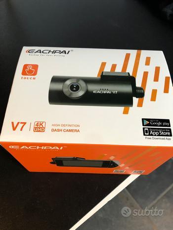 Dash Cam Eachpai V7 4K UHD