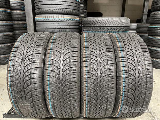 4 Gomme 235/60 R18 - 103H Bridgestone inv.80%resid