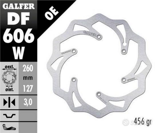Disco da 260mm per KTM