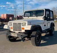 Jeep Wrangler YJ 2500 '90