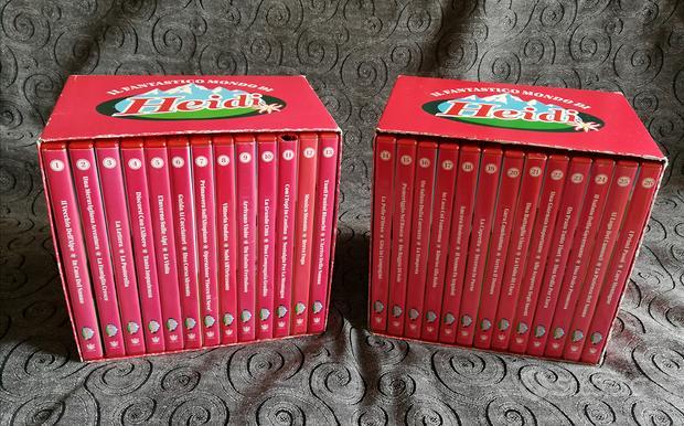Heidi Dvd Serie Completa