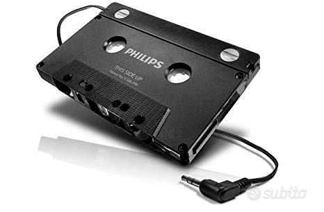 Philips Adattatore per cassette per Autoradio
