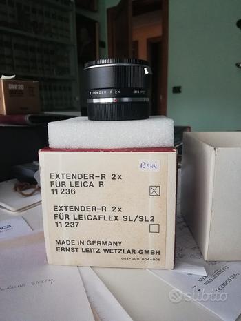 Leitz Leica extender-r 2x