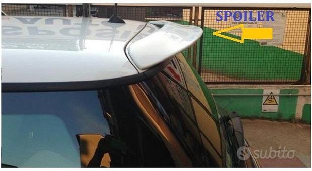 Spoiler posteriore Mini 1° Serie Mod.COOPER S