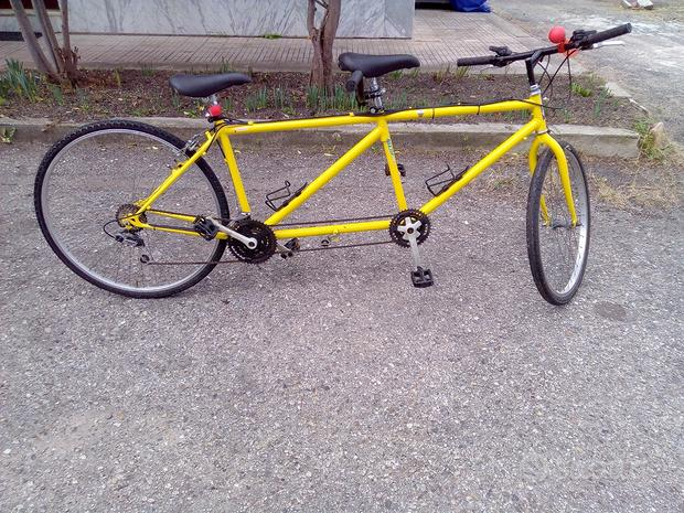 Tandem bici MTB