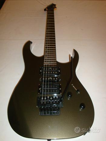 Chitarra elettrica WASHBURN WG228_pickup DiMarzio