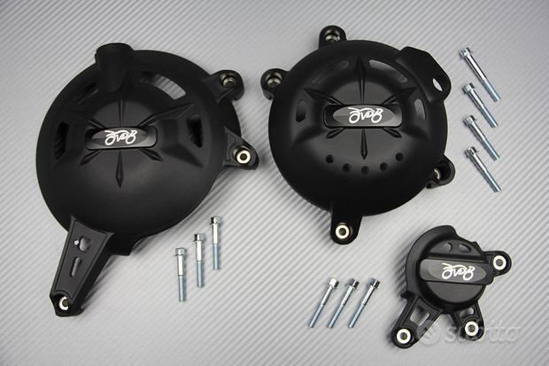 Kit protezione Kawasaki ER6 Z650 NINJA Versys 650